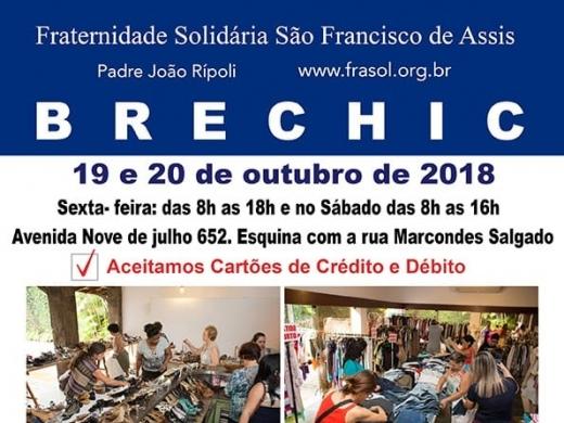 Brechic - 19 e 20 de Outubro de 2018