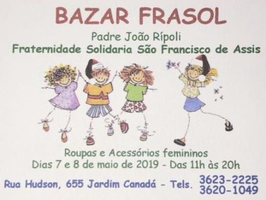 Bazar Frasol – Roupas e Acessórios Femininos