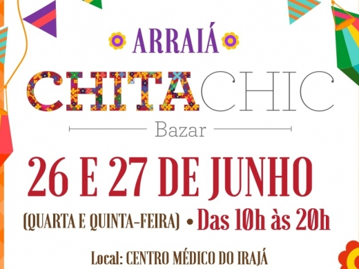 Arraiá CHITACHIC Bazar